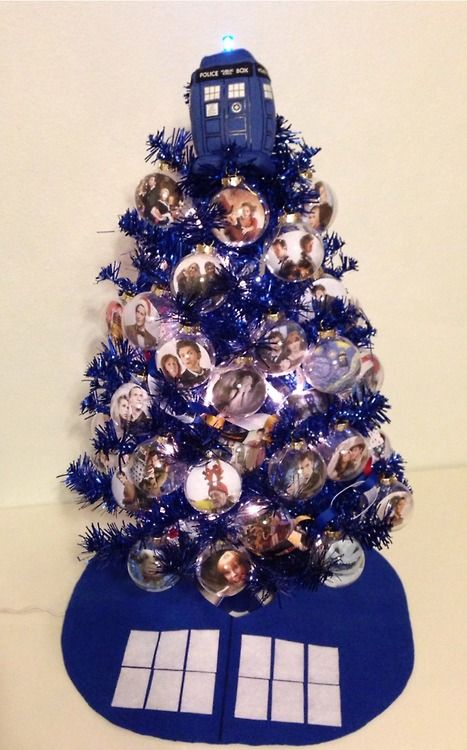 If I could I would have this Christmas tree! | nerdy | Pinterest ...