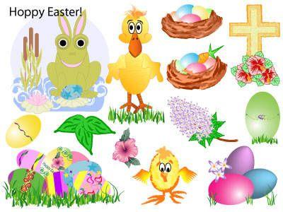 Graphic Design Easter Symbols Adobe And Adobe Photoshop