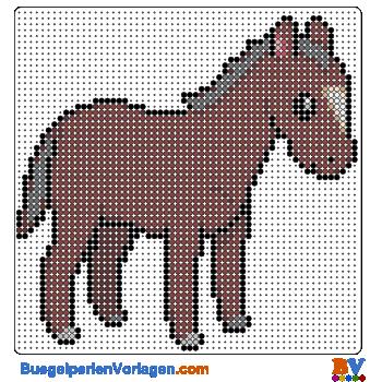 pferd bügelperlen vorlage. auf buegelperlenvorlagen kannst du eine große auswahl an