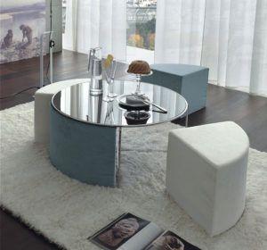 Tavolini Da Salotto Doimo.Virgilio Doimo Salotti Tavolino Pouf Nel 2019 Tavolini