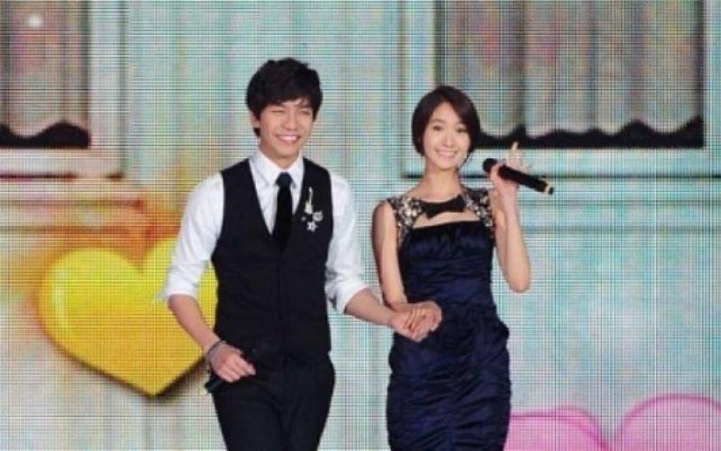 Gambar lee seung gi and yoona dating