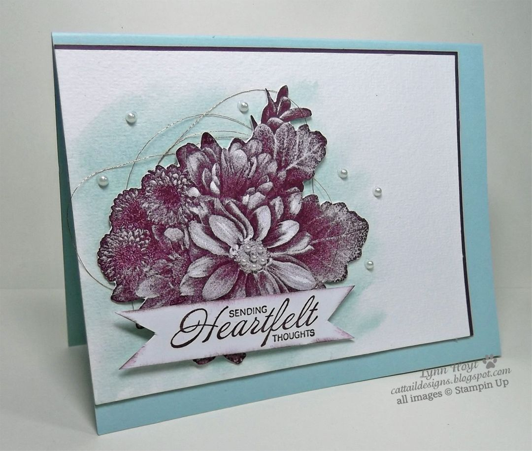 Pals Paper Crafting Card Ideas Hoytlynn Mary Fish Stampin Pretty