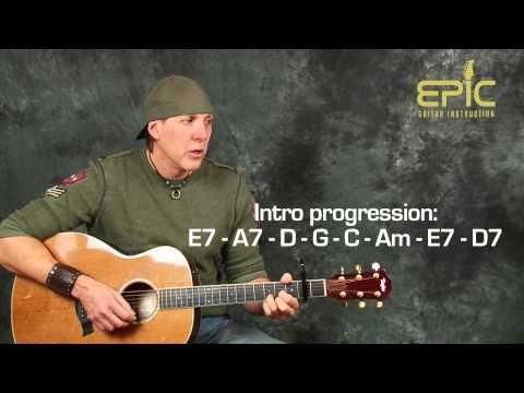Easy Beginner Guitar Song Lesson Learn Simon N Garfunkel Mrs