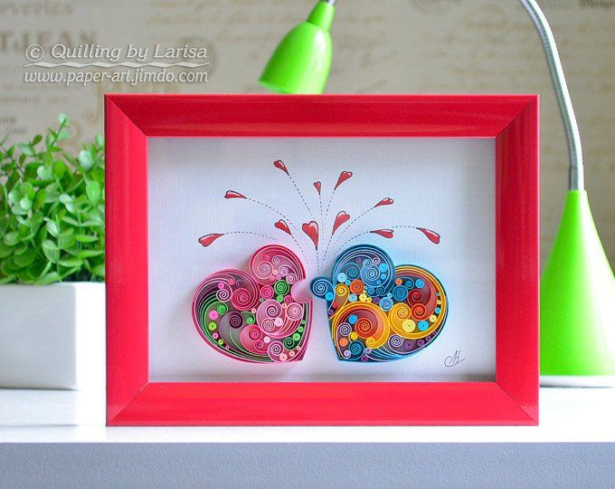 Quilling Wall Art Quilling art Paper quilling Art Surprise   Etsy