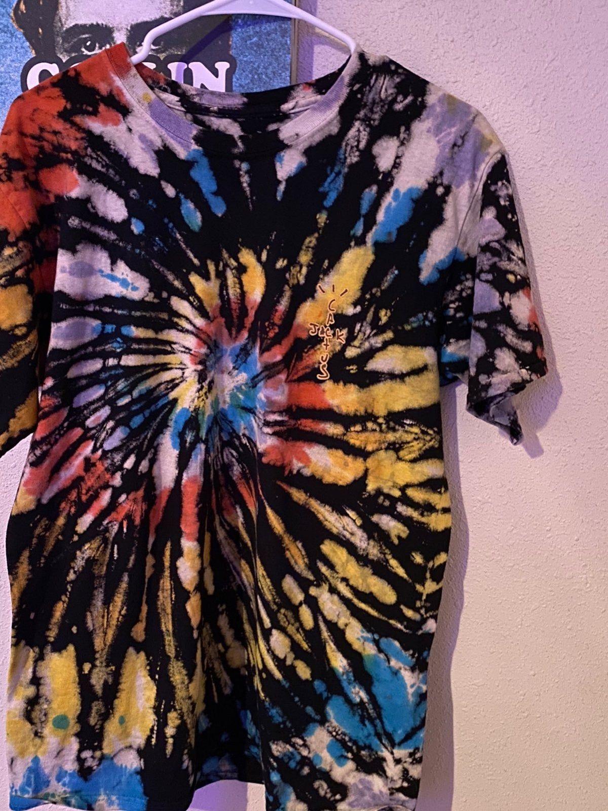 Pin By Sunshine On Trav Travis Scott Shirt Tye Dye Travis Scott [ 1601 x 1200 Pixel ]