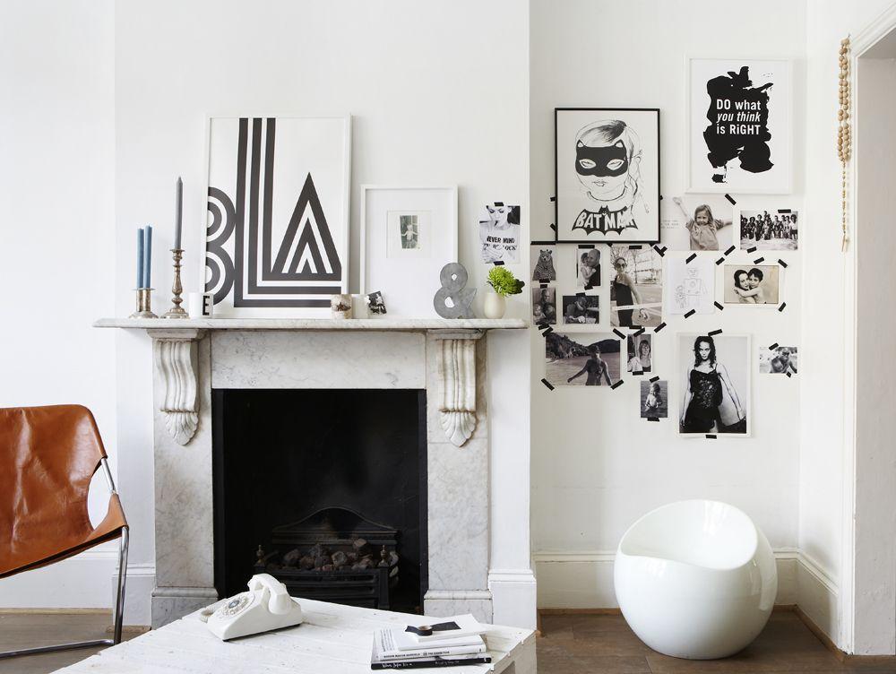 Inside the Hopelessly Lovely Pads of Design Bloggers
