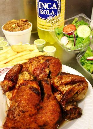 Pollo A La Braza Peruano Peruvian Cuisine Peruvian Recipes Cooking Recipes