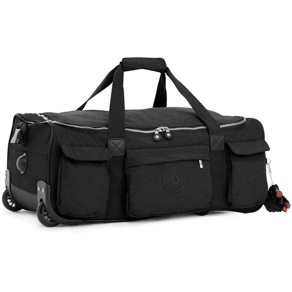 c523eed5cf41 Kipling Discover Small Carry On Rolling Duffel