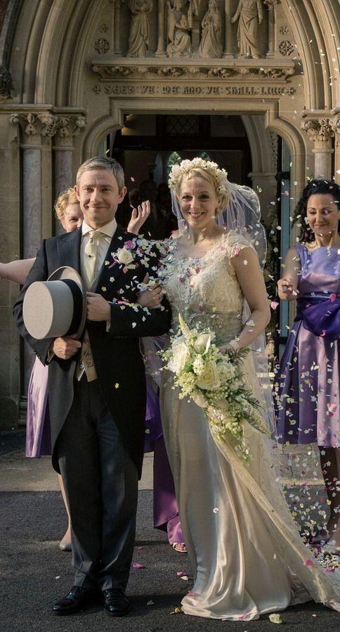 Sherlock Attends Watson S Wedding Sherlock Sherlock