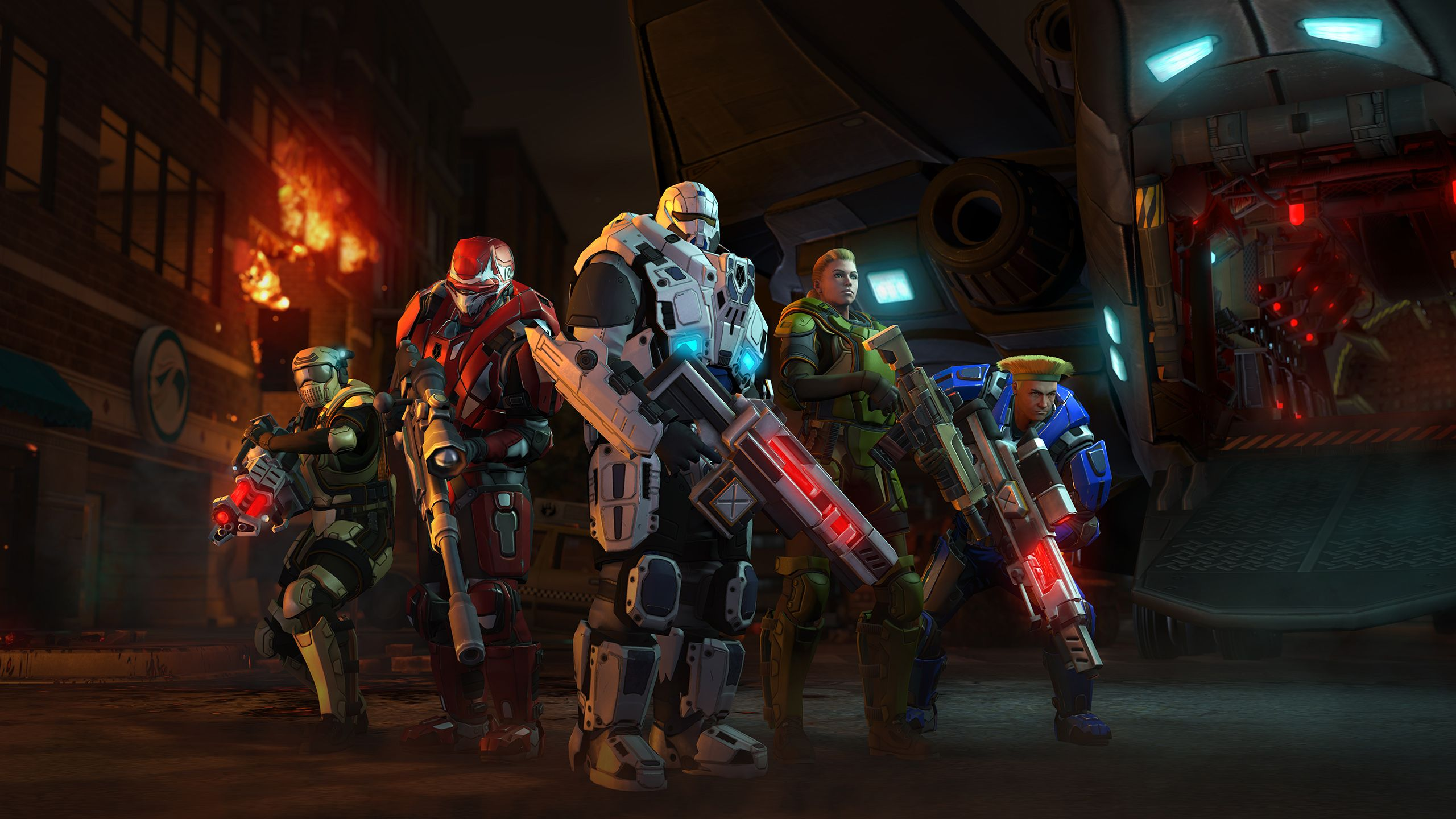 Xcom S Alien Hunters Enemy Live Wallpapers Unknown Soldier