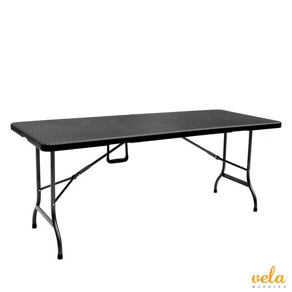 Aluminio camping mesa 120x60cm plegable mesa plegable mesa de jardín aluminio falttisch