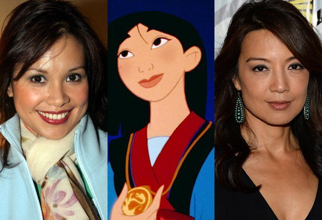 Mulan (1998) — Lea Salonga (singing), Ming-Na Wen (speaking ...