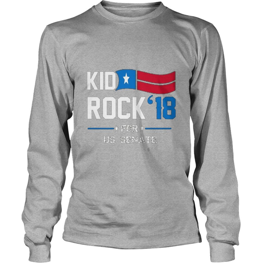 4ade2a5b6 Kid For US Senate Election Shirt In rock We Trust 2018 #gift #ideas ...