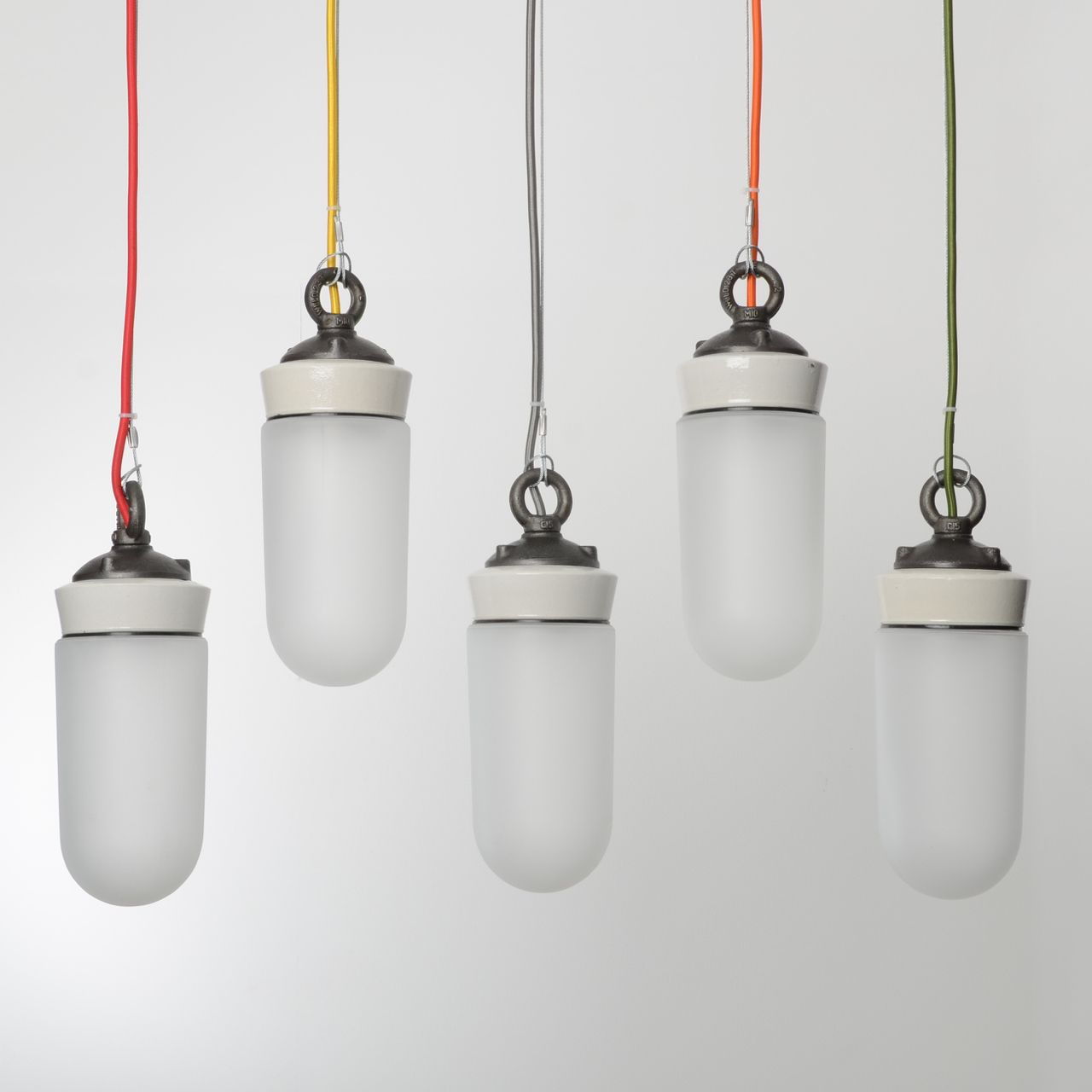 used pendant lighting. Frosted Glass Test Tube Pendant - Stylish And Never Used Porcelain Lights Lighting