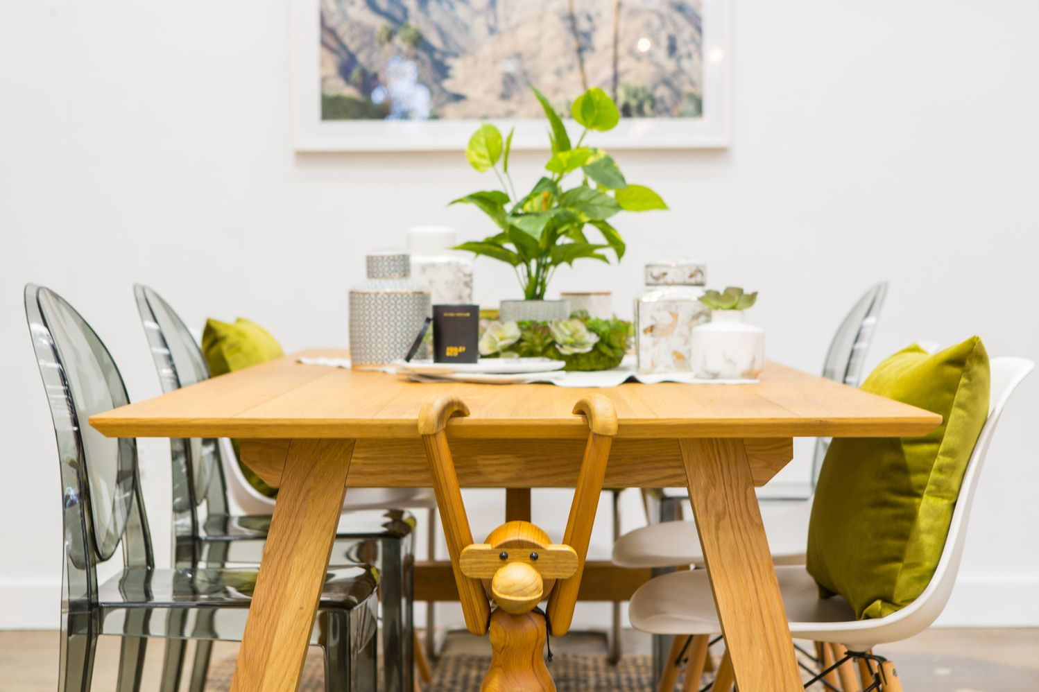 We Are Going Gorillas For This Sean Dix Forte Dining Table What