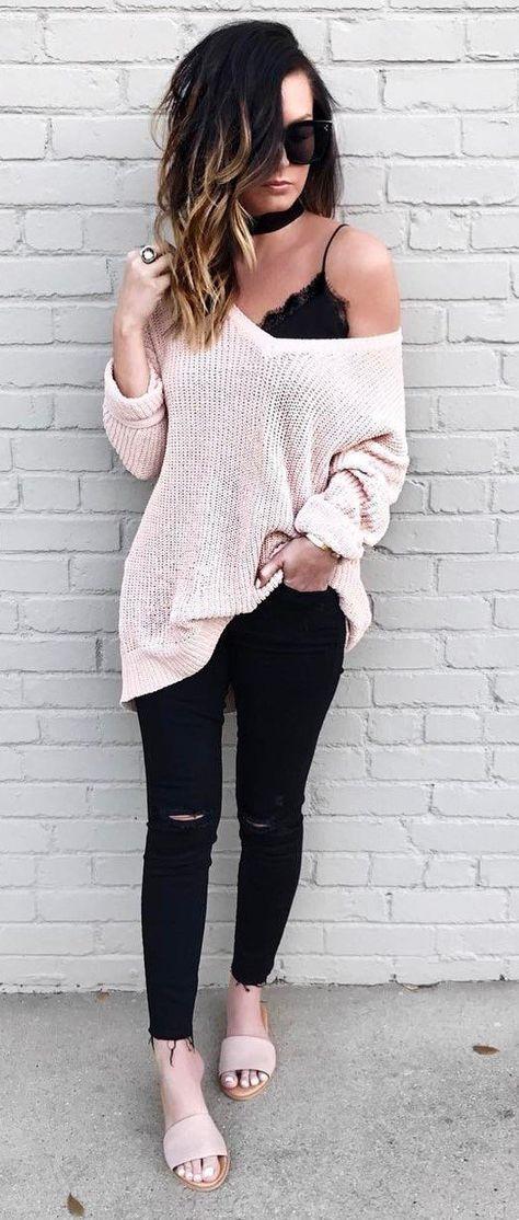 8 formas de lucir prendas holgadas sin verte gorda - Mujer de 10: Guía real para la mujer actual. Entérate ya.