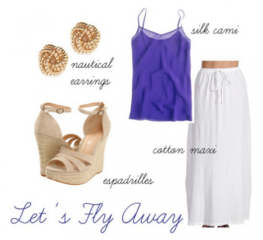 Honeymoon Clothes: Tropical Vacation / Honeymoon Outfit