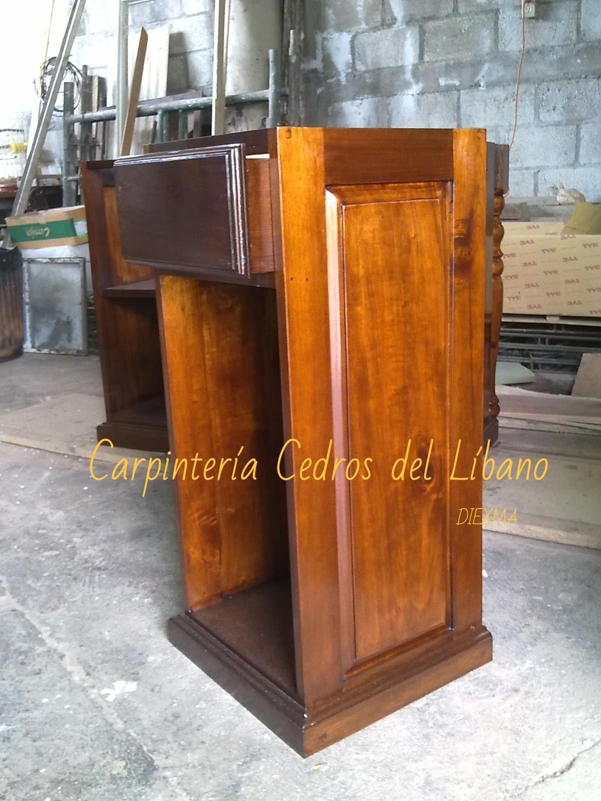 Mueble De Cedro Con Su Gaveta A N Falta Que Instalarle La Puerta  # Muebles Cedro Y Nogal