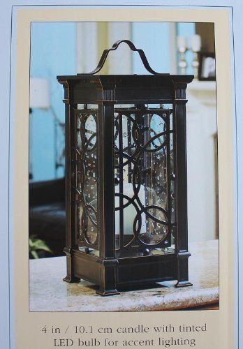 Outdoor/Indoor Flameless LED Candle Lantern . $78.00. Solar ...
