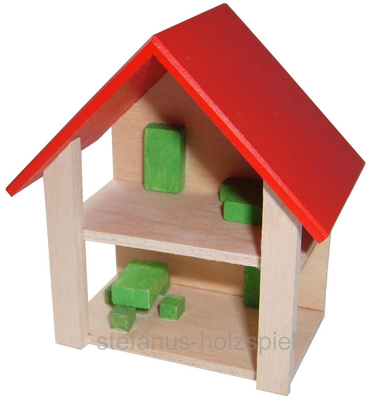Details about Puppenhaus als Spielzeug für Puppenstube