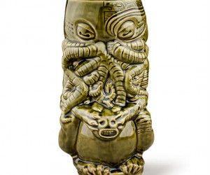The Tiki Cthulhu Mug – H.P. Lovecraft's cup of choice.