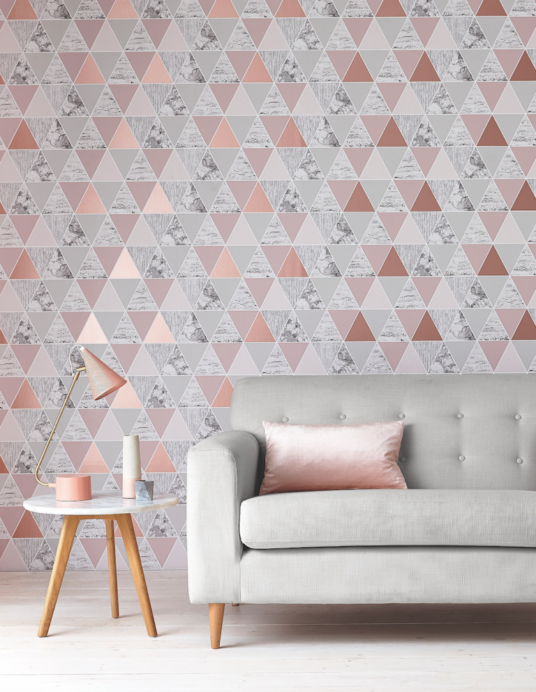 The 2017 Wallpaper Trends That Will Continue Into 2018 Wallpaper