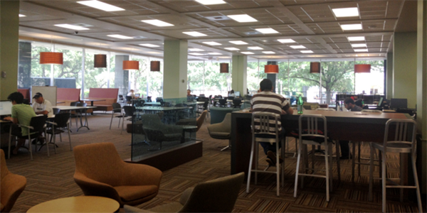 The 10 Best Study Spots On Campus