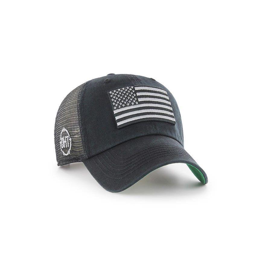 89d0f437c 47 Brand Operation Hat Trick OHT Trawler Flag Cleanup Adjustable Hat ...