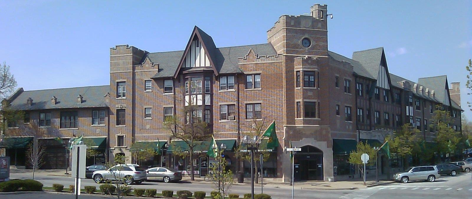 1038 Sterling, Flossmoor, IL Street view, Building, Chicago
