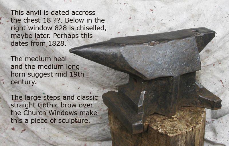 Classic Hand Forged German Church Windows Anvils Blacksmithing