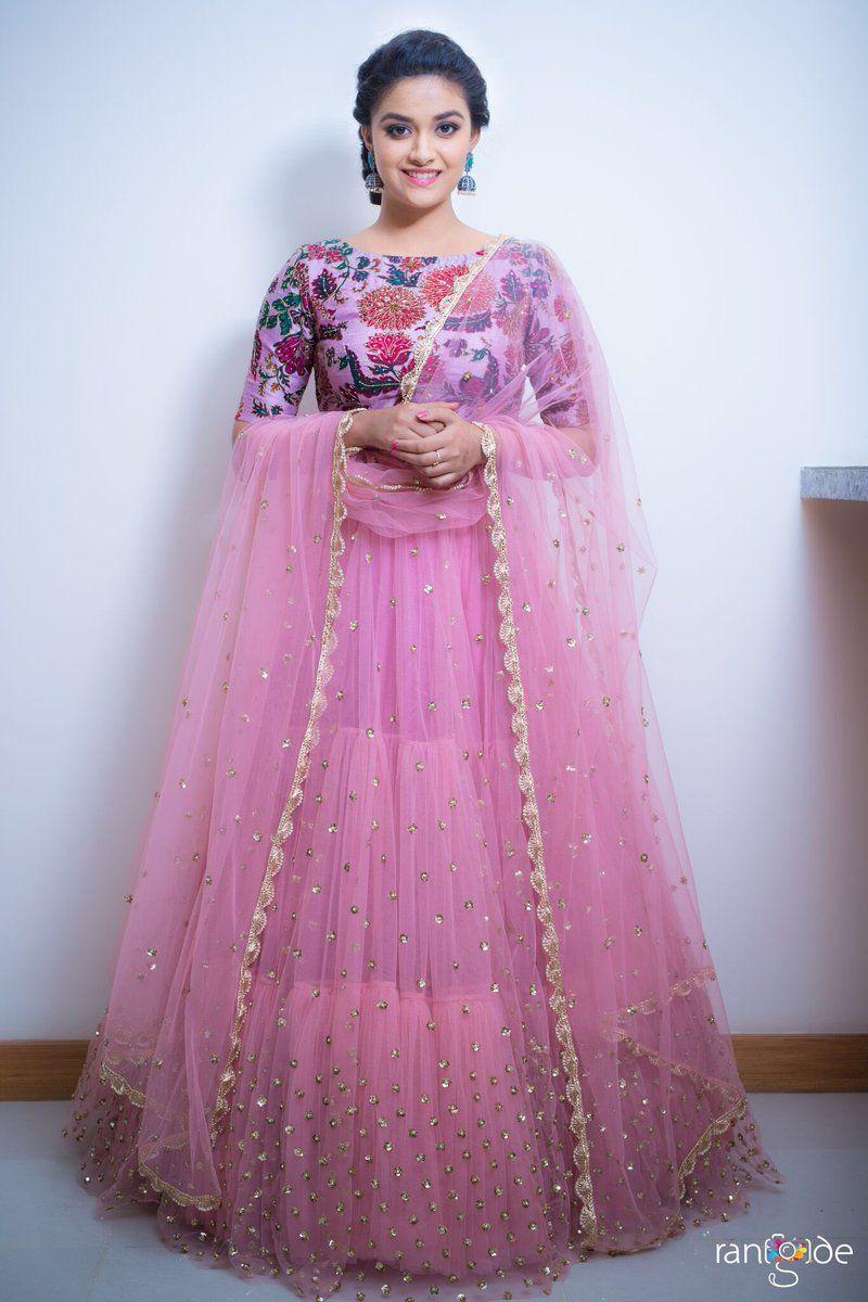 02-Actress-Keerthy-Suresh-HD-Photos-at-Zee-Apsara-Awards-2017-Images ...