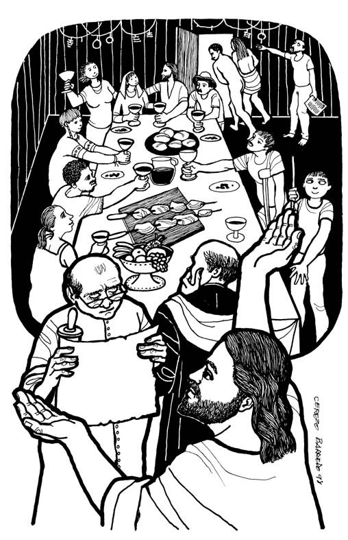 Gather The Parable Of The Wedding Banquet Matthew 22 Parables