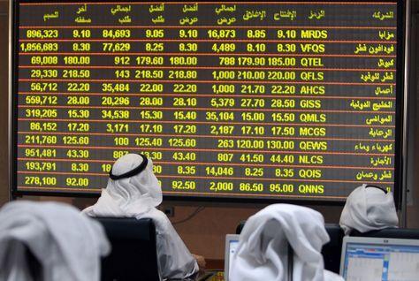 Stock Markets Gulf Bourses Rise Modestly On Back Of Oil Rebound Stock Market Rebounding Marketing
