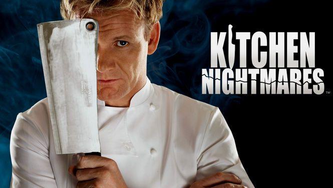 British Chef Gordon Ramsay Brings His Unique Blend Of Tough Love