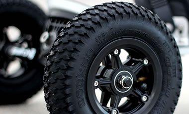 90 Freestyle wheel