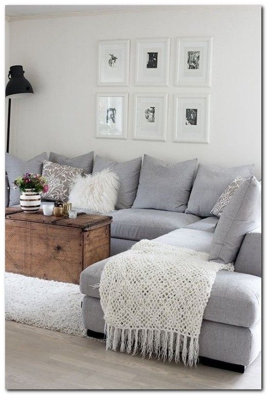 80+ Awesome Ideas: Living Room for Small Apartment | Small ...
