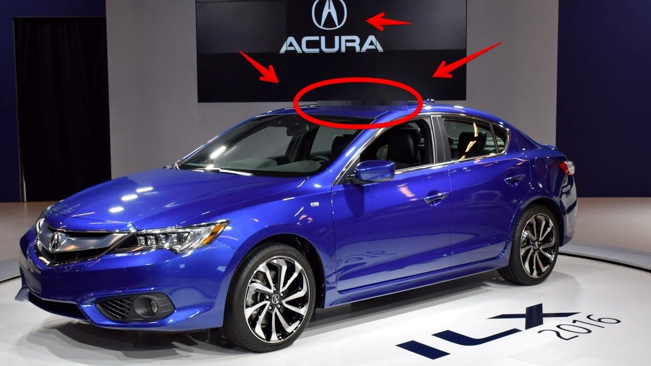 Hot 2017 Car Acura Ilx Advance Hybrid Review Exhaust