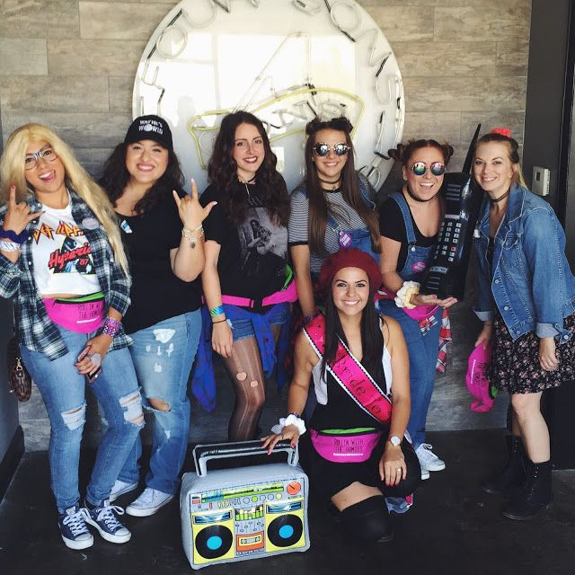 Totally 90's Bachelorette Bash | Party Hardy in 2019 | Bachelorette