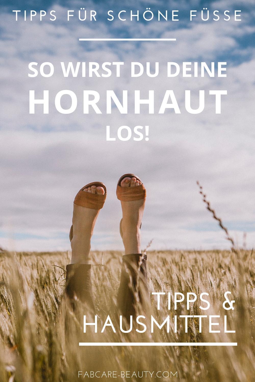 Tipps Gegen Hornhaut