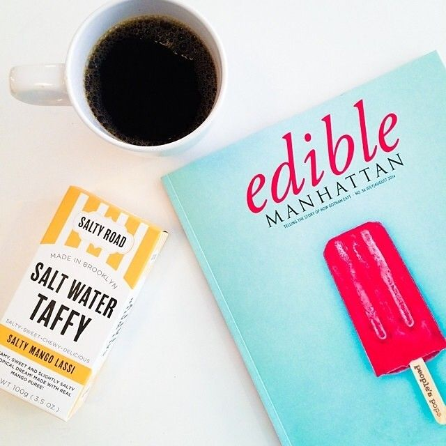 We ❤️ how much our readers ❤️our #summer issue! Thanks for sharing, @prettyinpistachio. And thank you for the cover shot @sgbphoto #EMdailypic