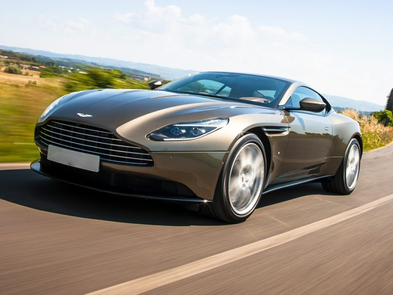 2019 Aston Martin DB11 AMR 2dr Coupe Expensive sports