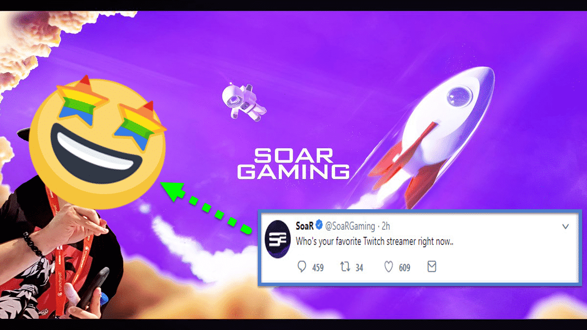 Soargaming Who S Your Favorite Twitch Streamer Right Now Twitch Game Pictures Streamers