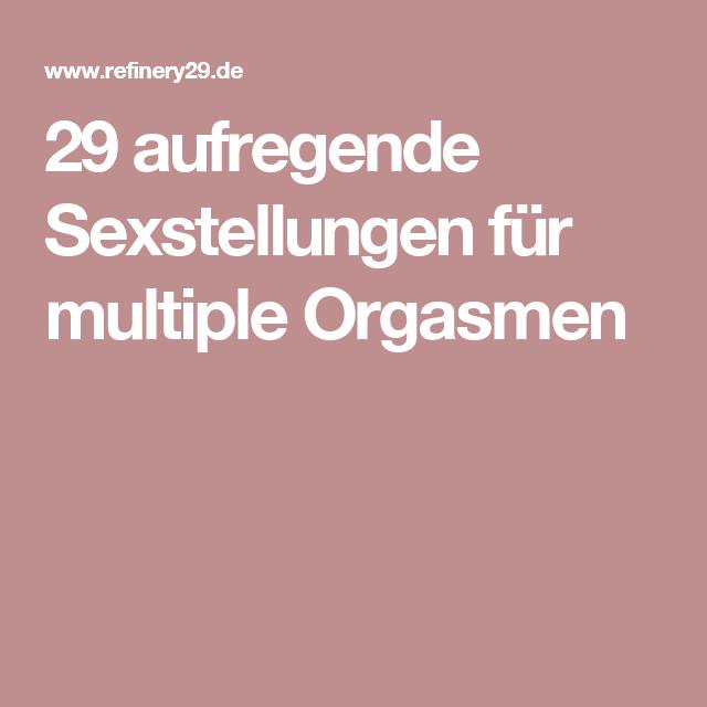 Spontaner weiblicher Orgasmus