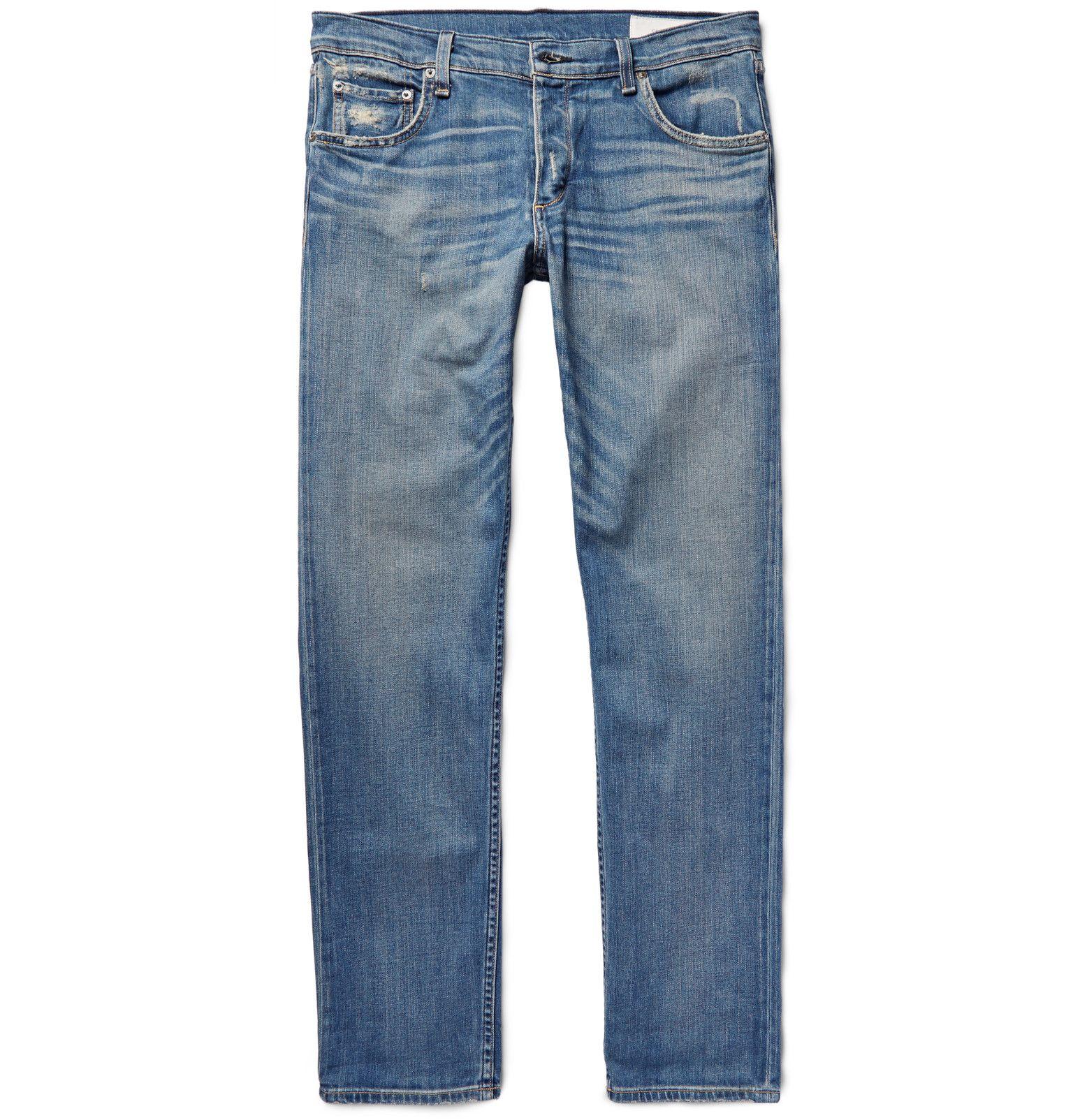 2 S'adapter Jeans Slim Rag & Bone lm8saUSyt