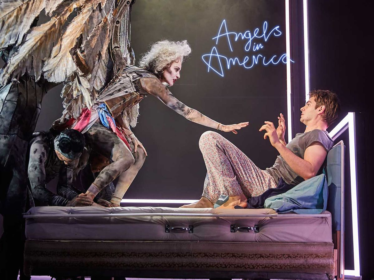 Angels In America Inside Broadway S Big Bet Led By Andrew