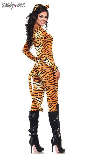 5ce0b2f93 Wild Tigress Costume