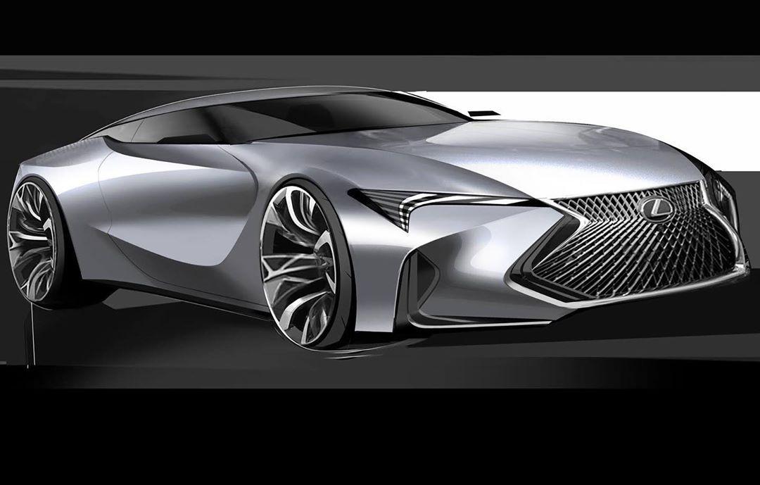 613 отметок «Нравится», 2 комментариев — @trubni89 в Instagram: «LexusLC#cardesign#carbodydesign#toyotadesign#lexusdesign#newlexus#lexus»