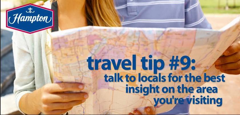 #TravelTip