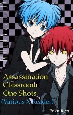 Assassination Classroom One Shots (Various x Reader) - |9.| Drunk!Shiota Nagisa X Reader #wattpad #fanfiction