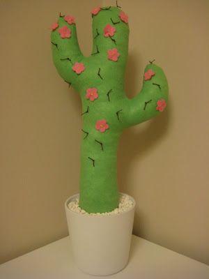 Como Se Hace Un Cactus